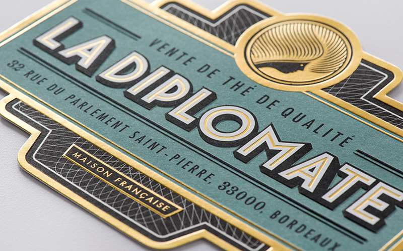 La Diplomate by Rice Creative