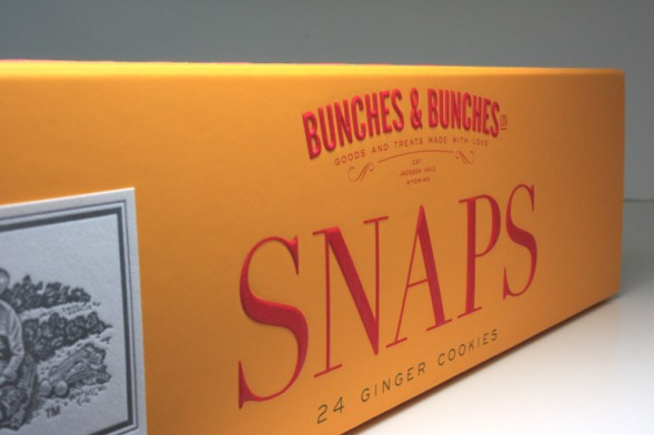 Bunches & Bunches Snaps by Miller Creative