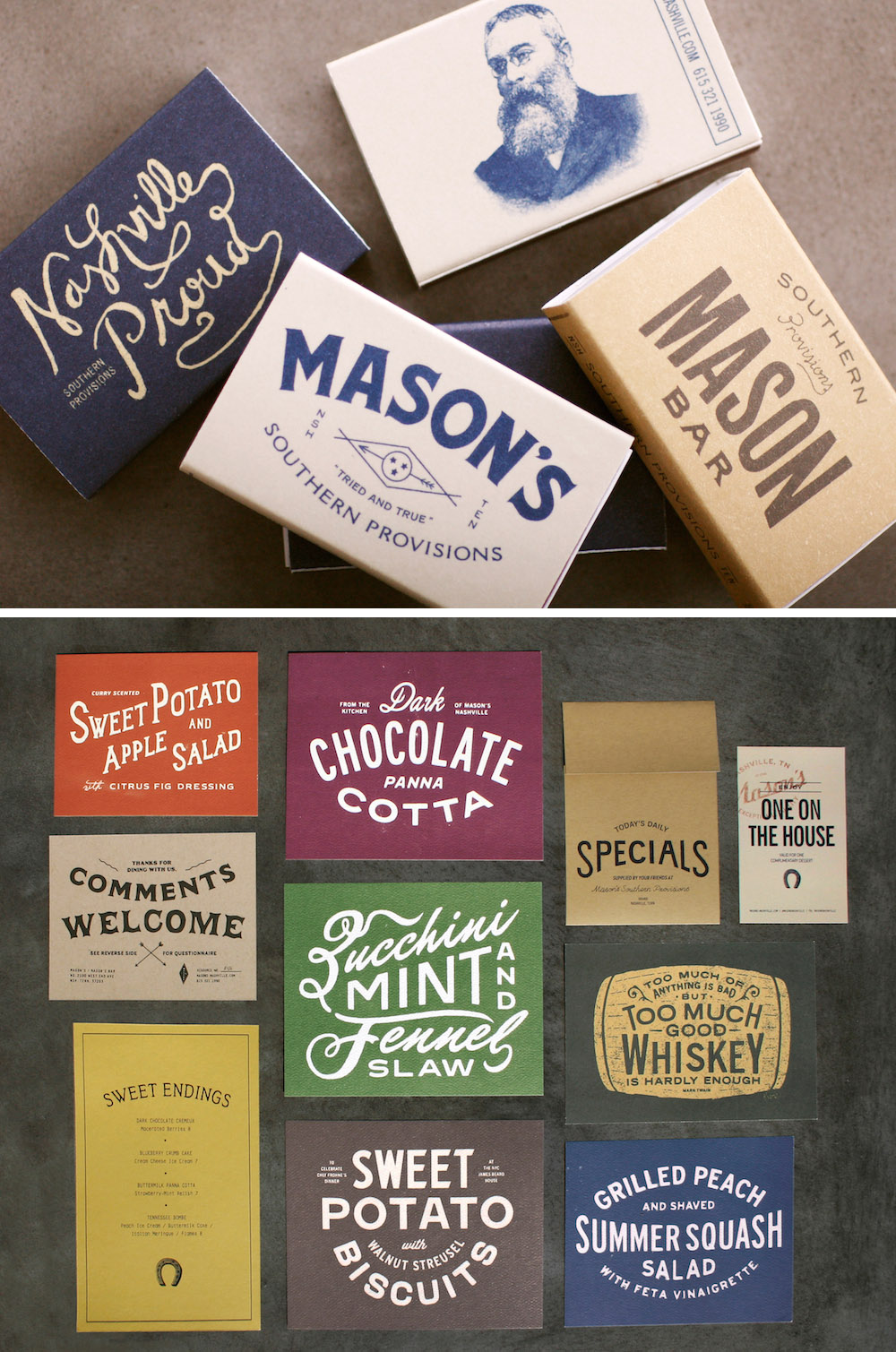 Mason's Multimedia Campaign by Green Olive Media